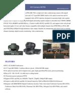 HD 700 High Definition Camera_Catalog