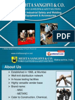 Mehta Sanghvi & Company Maharashtra India
