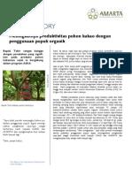 AMARTA Success Story April 08- Cococa Organic Fertilizer