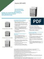 HP Laserjet M602