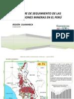 COOPERACCION - Concesiones Mineras en Cajamarca - Informe 2012