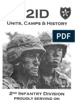 20121101 US Army 2ID Units Camps History Booklet