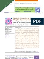 Effect of BA NAA and 2,4-D on Micropropagation of Jiaogulan (Gynostemma pentaphyllum Makino)