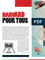 Harvard Pour Tous - Courrier International 1148 31 Octobre-7 Novembre 2012