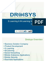 Droisys Elearning Services - 02