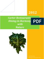 Carter Restaurants