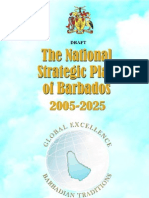 National Strategic Plan of Barbados . 2005-2025