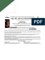 Do, Re, Mi Els Pastorets