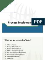Process Implementation v 1.1