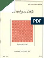 El Rock y Su Doble - Luis Angel Abad 1998