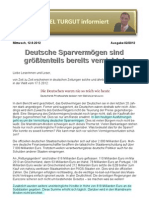 Michael Turgut informiert - Report über Edelmatalle 2/2012