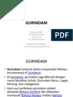 14. GURINDAM