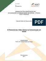 Projeto de Qualificação Final - Marcelo de Vasconcellos