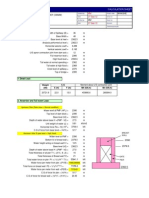 Spillway Stability Analysis