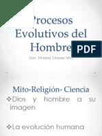 Procesos Evolutivos Del Hombre