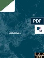 Product Brochure Adhesives