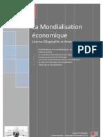 La Mondialisation économique