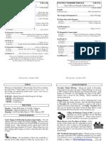 Cedar Bulletin Page - 11-04-12
