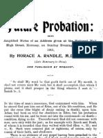 Future Probation
