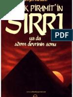 Georges Barbarin - Büyük Piramit'in Sırrı