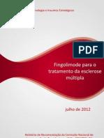 Fingolimode EscleroseMultilpla Final