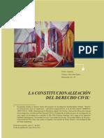 Constitucionalizacion Del Derecho Privado-Santiago Gutierrez