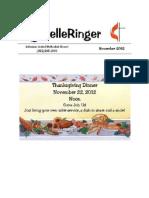 Nov 2012 Belle Ringer