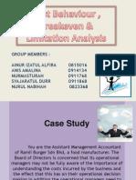 Case Study Ma 27th Oct'11