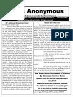 Idiots Anon Newsletter 36