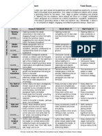 3-2-1 Personal Essay Self-Assessment