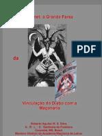 Baphomet - A Grande Farsa da Vinculação do Diabo com a Maçonaria