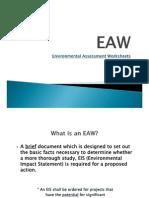 EAW Powerpoint