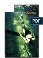 Ani, Friedrich - Wie Licht Schmeckt