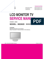 Lg m2262d Pzl Chassis Ld93a