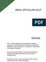 Reumatismul Articular Acut 193438723312658