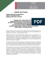 c7b7ce5f4 13-05-2011 Mensaje del Lic. Héctor Pizano Ramos Durante la reunión anual