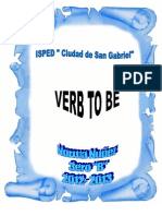 Verb to Be Trabajo