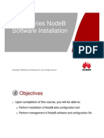 2 OWK200201 3900 Series NodeBV200R010 Software Installation ISSUE1