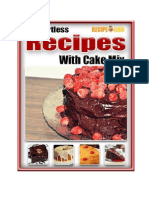 24 Effortless Recipes With Cake Mix eCookbook