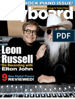 Keyboard Magazine - March 2011-TV