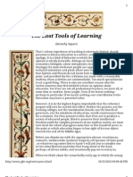 The Lost Tools of Learning - Opera