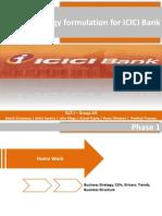 IT Strategy - ICICI Bank