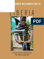 Peace corps Liberia Welcome Book  |  December 2009
