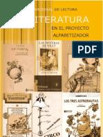 Literatura y Alfabetización - Plan Provincial de Lectura