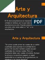 Arte y Arquitectura - Copia