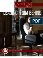 "Leading From Behind - RNC's ""Ten For Ten"" eBook Series"