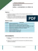 Practica 3 y 4 Circuitos Hidraulicos y Neumaticos