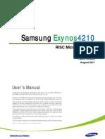 SEC Exynos4210 Pulbic Manual Ver.0.00.01