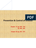 prevention  control of disease 8