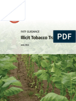Illicit Tobacco Trade